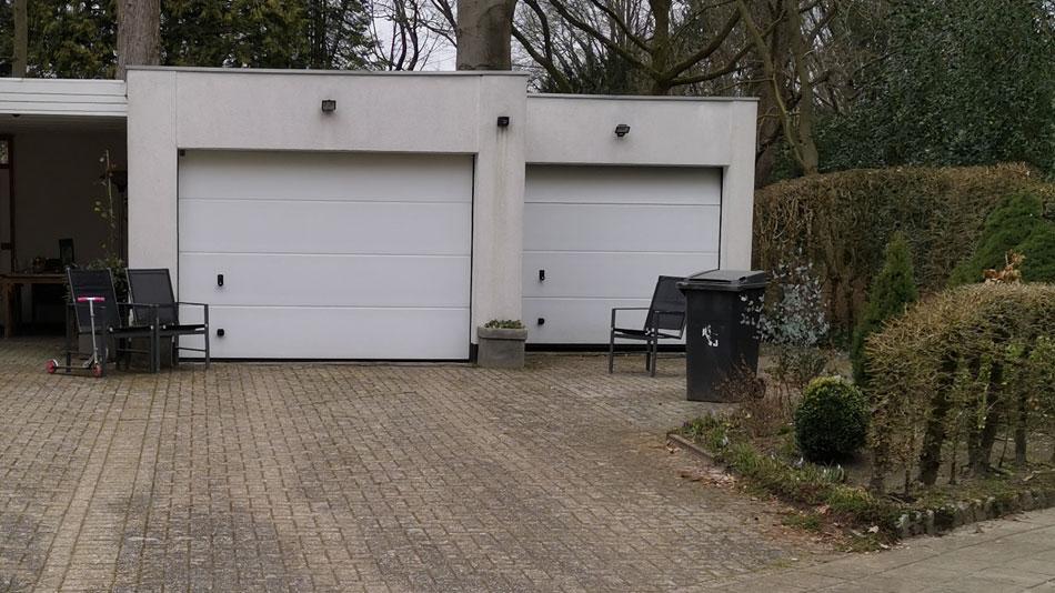 sectionale garagepoorten
