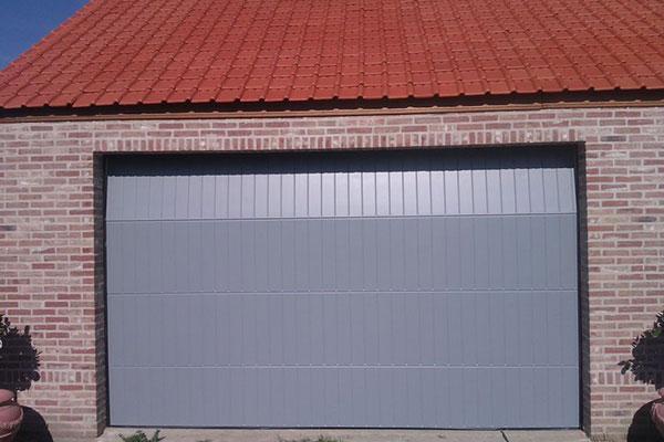 sectionale garagepoort Deurne